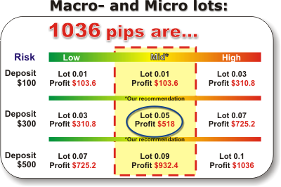 Forex brokers mini lots